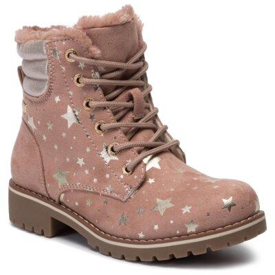 Levně Šněrovací obuv Nelli Blu Tex CS722-56T Ekologická kůže /-Ekologická kůže