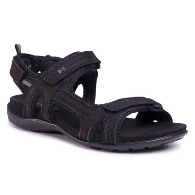 Sandale Lasocki for men MI07-A714-A581-14 Piele naturală - Nubuc imagine