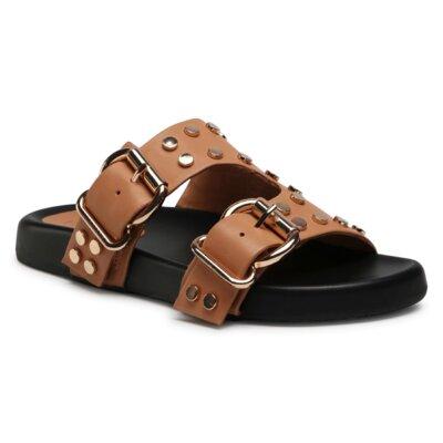 Papuci Gino Rossi Piele naturală - Netedă imagine ccc.eu