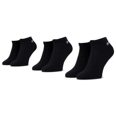 Levně Ponožky Reebok FL5223 r.43-45 Elastan,Polyamid,Polyester,Bavlna