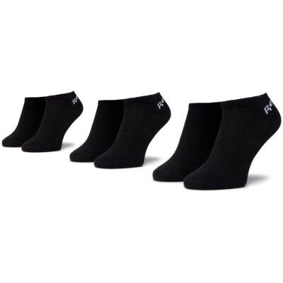 Levně Ponožky Reebok FL5226 r.40-42 Elastan,Polyamid,Polyester,Bavlna
