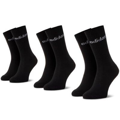 Ponožky ADIDAS CZ7292 r.39/42 Elastan,polyamid,polyester,bavlna
