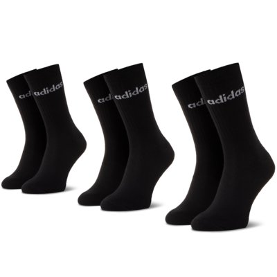 Ponožky ADIDAS CZ7292 r.43/46 Elastan,polyamid,polyester,bavlna