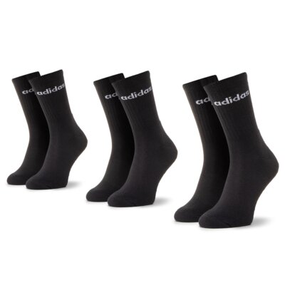 Pančuchy a Ponožky ADIDAS CZ7292 r.35/38 Elastan,polyamid,polyester,bavlna