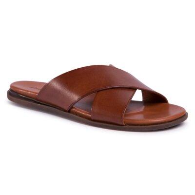 Papuci Gino Rossi MB-MONTREUX-01 Piele naturală - Netedă imagine
