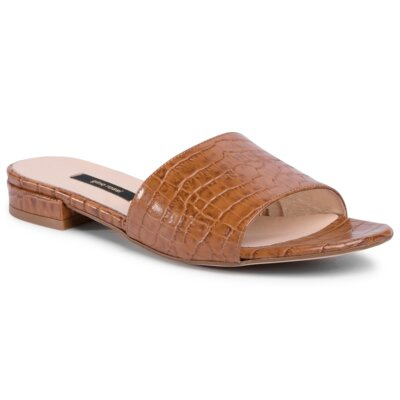 Papuci Gino Rossi A45454 Piele naturală - Netedă imagine ccc.eu