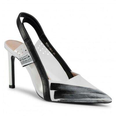 Eleganti Gino Rossi V256-126-1 Material plastic -De înaltă calitate imagine ccc.eu