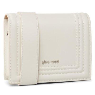 Levně Dámské kabelky Gino Rossi CSN4981 Přírodní kůže - Lícová
