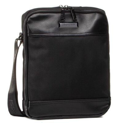 Levně Pánské tašky Gino Rossi BGR-S-052-10-03 Přírodní kůže - Lícová,Textilní materiál
