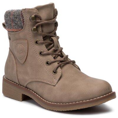 Levně Šněrovací obuv Nelli Blu Tex CS2206-02T Ekologická kůže /-Ekologická kůže
