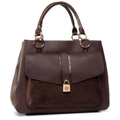 Levně Dámské kabelky Jenny Fairy RC18099 Textilní materiál,Ekologická kůže