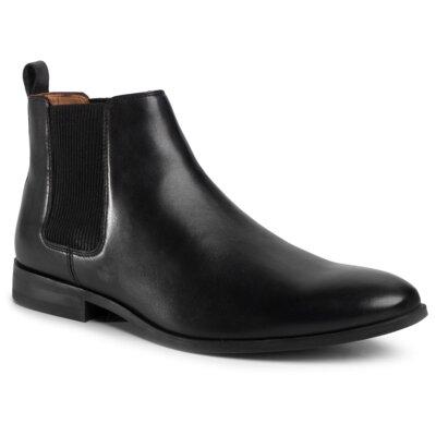 Levně Kotníkové boty Lasocki for men MI08-C736-743-08 Přírodní kůže (useň) - Lícová