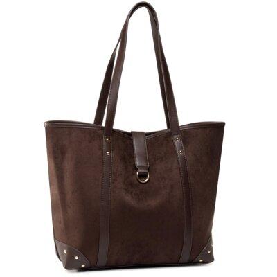 Levně Dámské kabelky DeeZee RC18104 Textilní materiál,Ekologická kůže