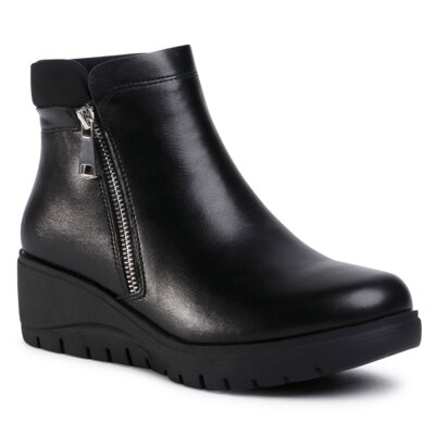 Levně Kotníkové boty Clara Barson WS5219-03 Imitace kůže/-Ekologická kůže
