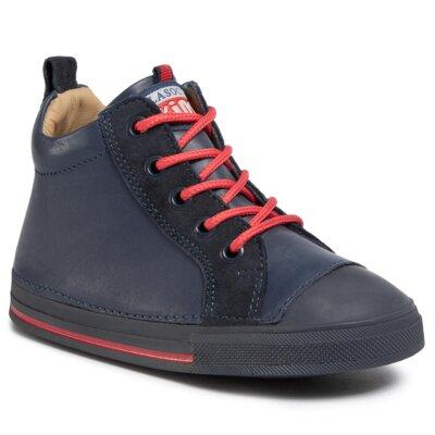 Pantofi cu toc mediu Lasocki Kids CI12-2916-04 Piele naturală - De antilopă imagine ccc.eu