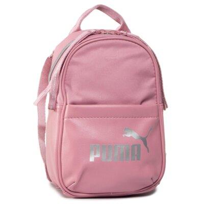Levně Batohy a Tašky Puma Minime Backpack 7747902 Textilní materiál,Ekologická kůže