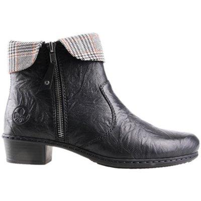 Členkové topánky Rieker