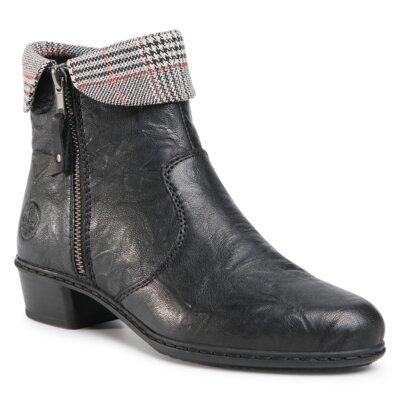 Levně Kotníkové boty Rieker Y07A8-02