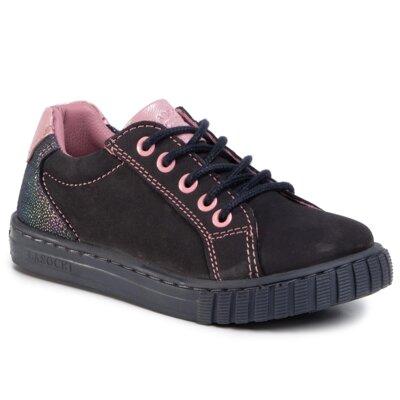 Pantofi cu toc mediu Lasocki Kids CI12-KIDS3-03 Piele naturală - De antilopă imagine ccc.eu