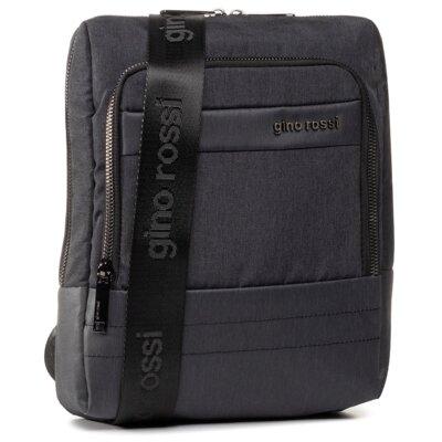 Levně Pánské tašky Gino Rossi BGR-S-075-11-04 Textilní materiál