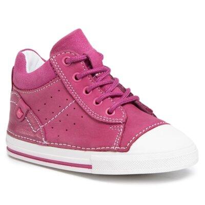 Pantofi cu toc mediu Lasocki Kids CI12-2916-05 Piele naturală - De antilopă imagine ccc.eu