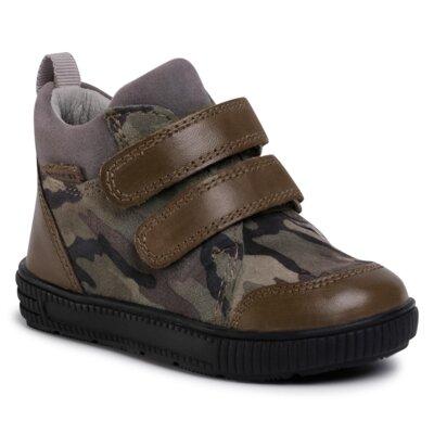 Pantofi cu toc mediu Lasocki Kids ARC-MAROCO-12 Piele naturală - De antilopă imagine ccc.eu
