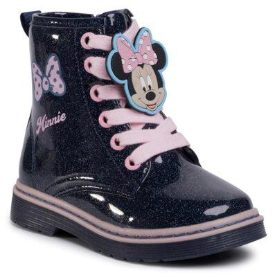 Levně Šněrovací obuv Mickey&Friends CM170105-01DSTC Imitace kůže/-Ekologická kůže