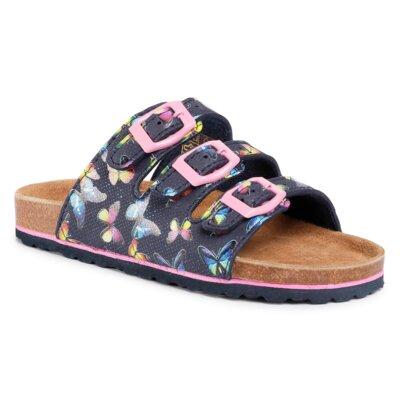 Papuci Nelli Blu 474285 RO Material plastic -De înaltă calitate imagine ccc.eu