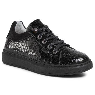 Pantofi cu toc mediu Lasocki Young CI12-ALEXA-02 Piele naturală - Nubuc imagine ccc.eu