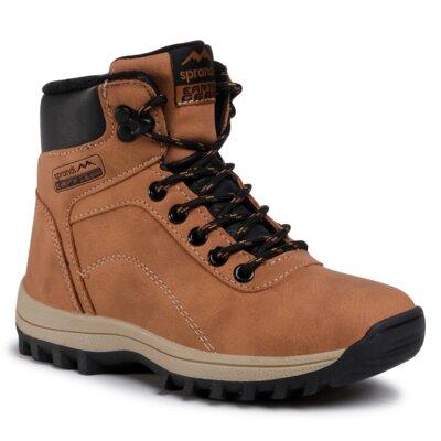 Levně Šněrovací obuv SPRANDI EARTH GEAR CP40-242JZ-1 Ekologická kůže /-Ekologická kůže