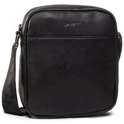 Genți pentru bărbați Lanetti BMR-U-110-10-04 piele ecologică imagine ccc.eu