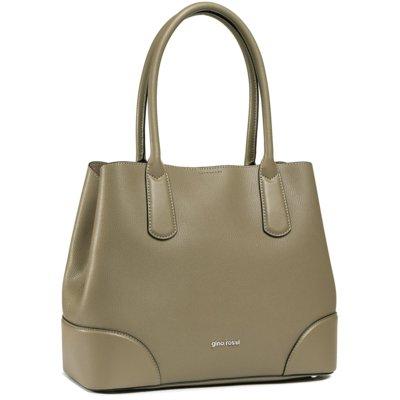 Levně Dámské kabelky Gino Rossi CSN4988 Přírodní kůže - Lícová