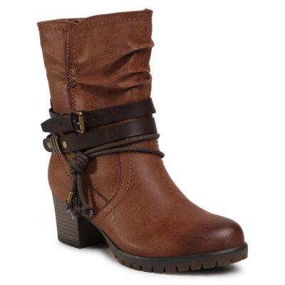 Levně Kotníkové boty GO SOFT BY RELIFE 0067-19811B-11 Imitace kůže/-Ekologická kůže