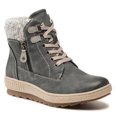 Levně Šněrovací obuv GO SOFT BY RELIFE 0717-18802B-20 Imitace kůže/-Ekologická kůže