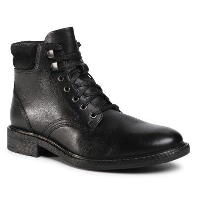 Levně Šněrovací obuv Sergio Bardi MB-MANAUS-105EO Přírodní kůže (useň) - Lícová