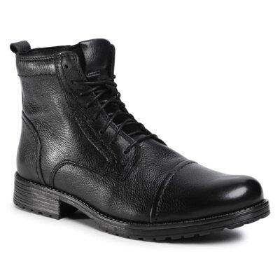 Levně Šněrovací obuv Sergio Bardi MB-GORAN-109EO Přírodní kůže (useň) - Lícová
