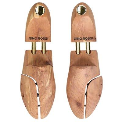Șireturi pentru încălțăminte, Inserturi, Încălțătoare de pantofi Gino Rossi Prawidła Cedrowe r.45-46 Drewno,metal imagine ccc.eu