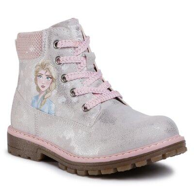 Levně Šněrovací obuv Frozen CS2118-01DFR Ekologická kůže /-Ekologická kůže