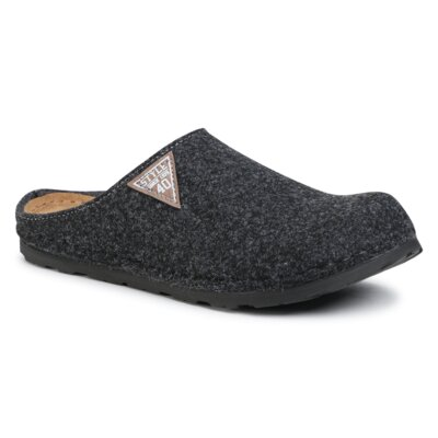 Papuci de casă INBLU CR19FD01 Material/-Pâslă imagine