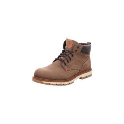 Levně Kotníkové boty Fretz Přírodní kůže (useň) - Nubuk