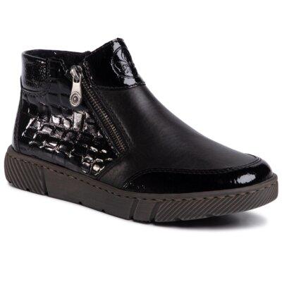 Levně Kotníkové boty Rieker 52982-00