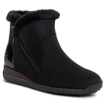 Levně Kotníkové boty Rieker 98281-00