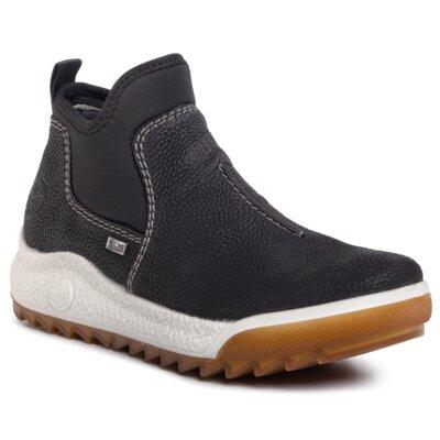 Levně Kotníkové boty Rieker M4760-00