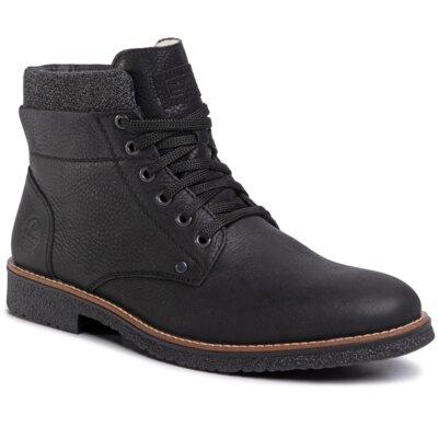 Levně Kotníkové boty Rieker 33640-03