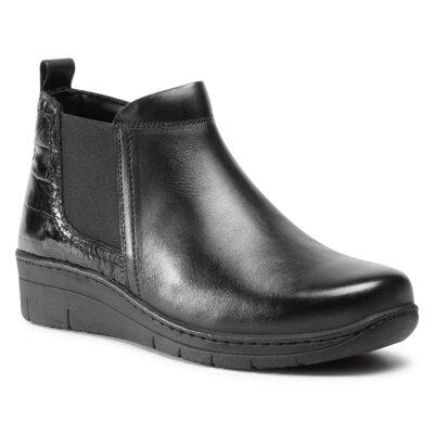 Levně Kotníkové boty GO SOFT WI23-REBECA-03