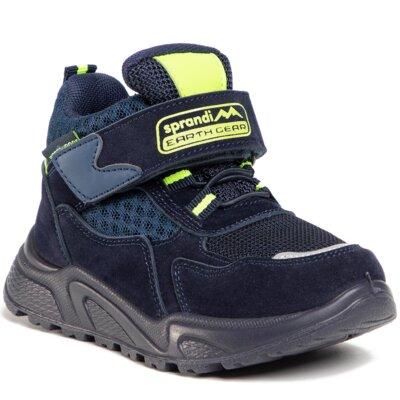 Levně Šněrovací obuv SPRANDI EARTH GEAR CP90-20014-1