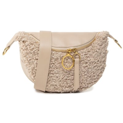 Levně Dámské kabelky DeeZee RX3193 Textilní materiál,Ekologická kůže