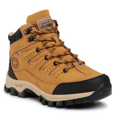 Levně Šněrovací obuv SPRANDI EARTH GEAR BP07-91327-01 Imitace kůže/-Ekologická kůže