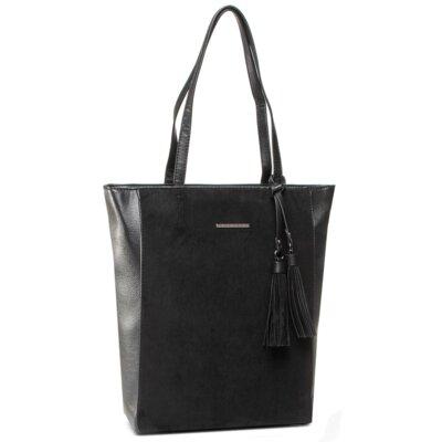 Levně Dámské kabelky Jenny Fairy RX0612 Textilní materiál,Ekologická kůže
