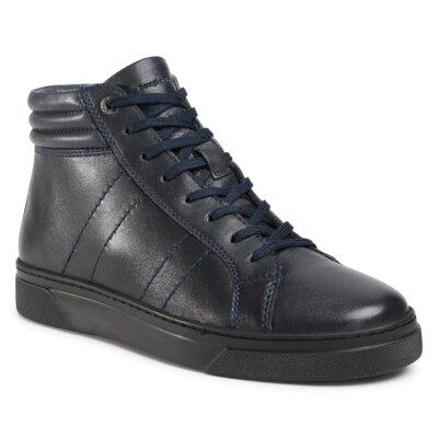 Levně Šněrovací obuv Sergio Bardi MI08-C652-653-11EO Přírodní kůže (useň) - Lícová